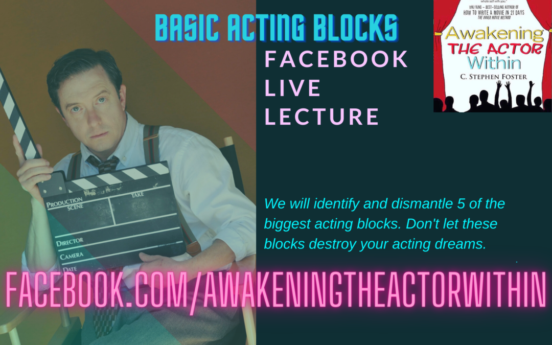 5 basic acting blocks
